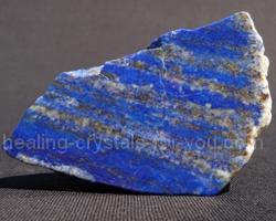 Blue Lapis lazuli Crystal