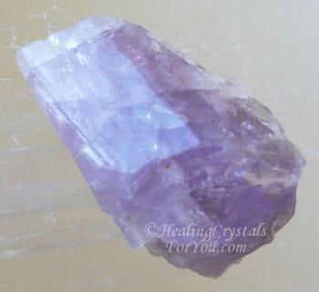 Lavender Scapolite