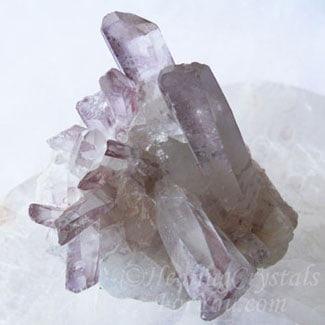 Lithium Quartz Cluster