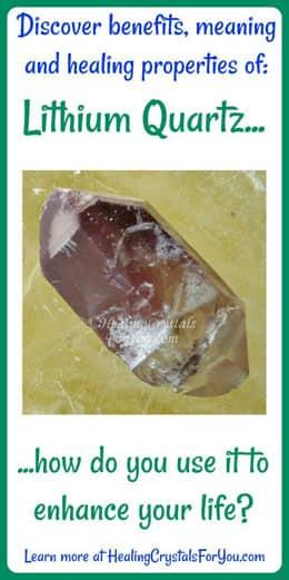 Lithium Quartz