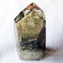 Lodolite Quartz