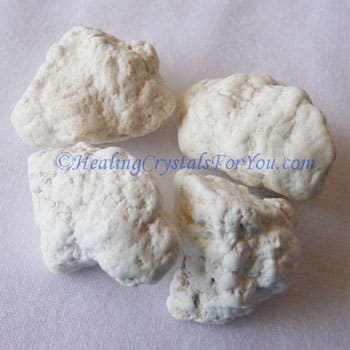 Magnesite stones for gridding
