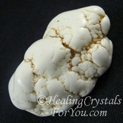 Magnesite aids you to develop psychic visions
