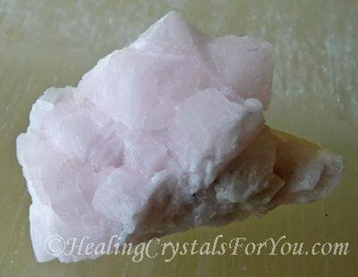 Natural Mangano Calcite