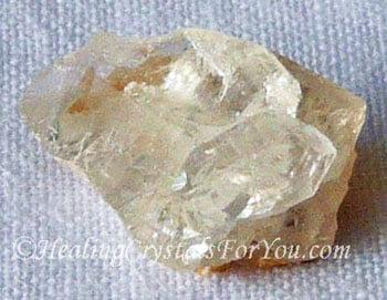 Montebrasite Crystals