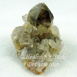 Black Morella Smokey Quartz