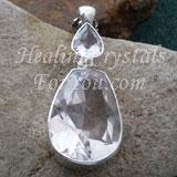 Clear Quartz Crystal