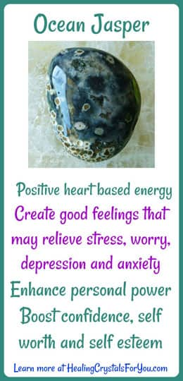 Ocean Jasper Meaning Amp Uses Relieves Stress Aids Good