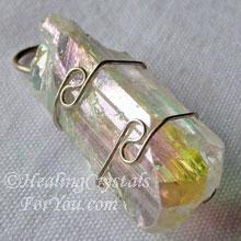 Opal Aura Danburite