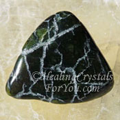 Peridot with Magnetite and Chromite