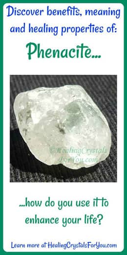 Phenacite Meaning Amp Use Healing Crystals For You