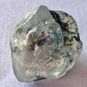 Phenacite With Seraphinite