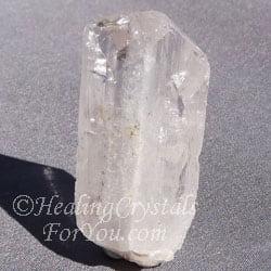 Danburite Crystal Meaning & Use: Creates Self Love