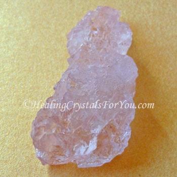 Pink Nirvana or Himalayan Ice Quartz