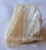 Powellite Crystal