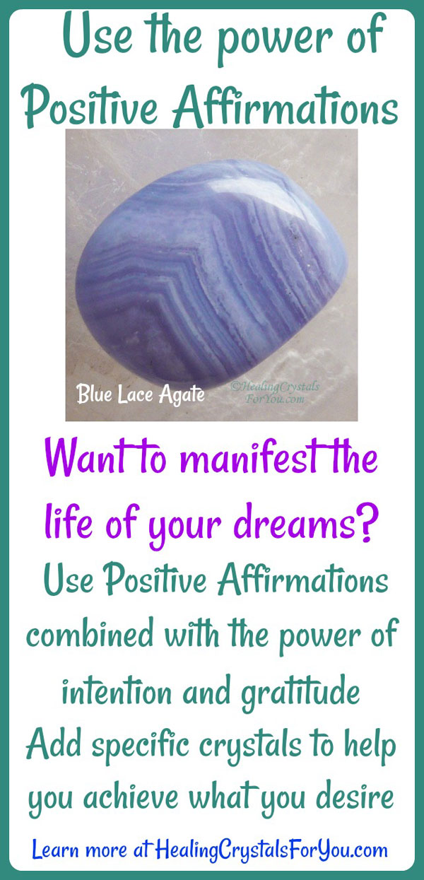 The Power Of Positive Affirmations To Manifest Your Dreams