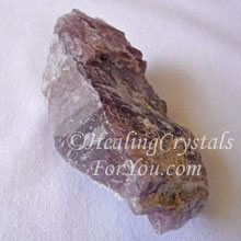 Purple Anhydrite