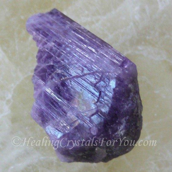 Purple Scapolite