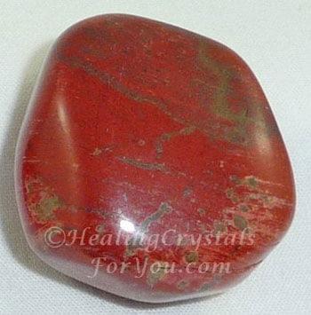 Red Jasper Boosts Energy Strength Stamina Amp Grounding