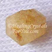 Rhodizite Stone