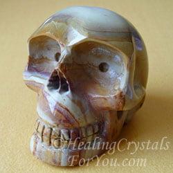Rhyolite Skull
