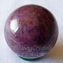 Ruby Crystal Ball