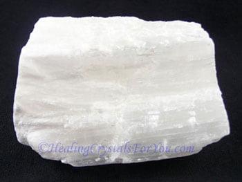 White Selenite