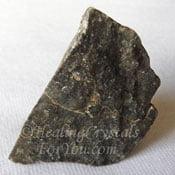 Shamanite Black Calcite