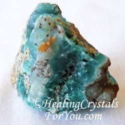 Teal Smithsonite