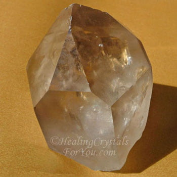 Smokey Quartz Crystals Meaning Use