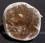 Smoky Quartz Seer Stone