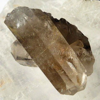 Smoky Golden Rutilated Quartz