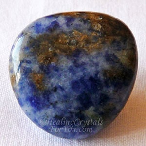 Sodalite Aids Deeper Spiritual Understanding Of Truth And
