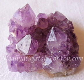Purple Spirit Quartz