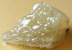 Elestial Stellar Beam Calcite