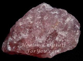 Strawberry Rose Crystal