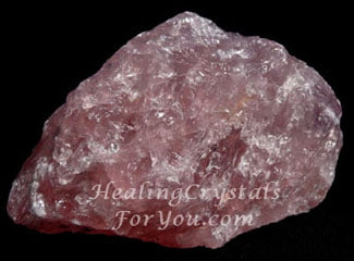 Strawberry Rose Quartz