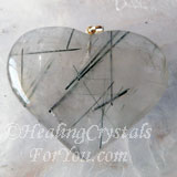 Tourmilated Quartz