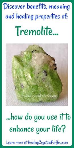 Green Tremolite
