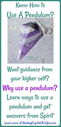 Know How to Use A Pendulum