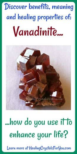 Vanadinite Crystal Meaning Amp Use Aids Action Amp Boosts