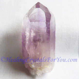 Vera Cruz Amethyst in a Dow Formation & Phantom Quartz