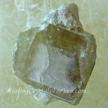 Idocrase or Vesuvianite