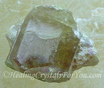 Idocrase or Vesuvianite
