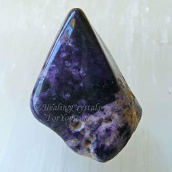 Violet Flame Opal