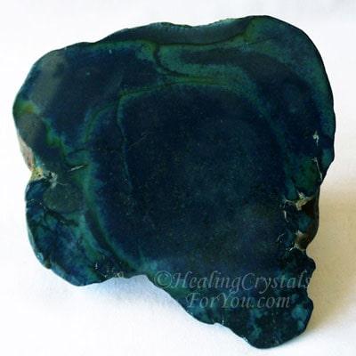 Vivianite specimen