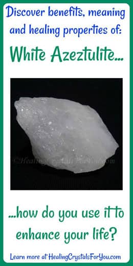 White Azeztulite 174 Meaning Amp Use Use For Making Connections