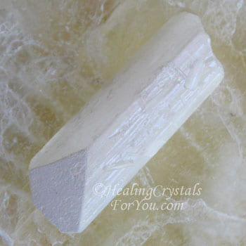 Danburite Crystal Meaning & Use: Creates Self Love