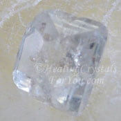 White or Clear Topaz