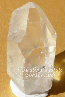 Window Quartz Formation